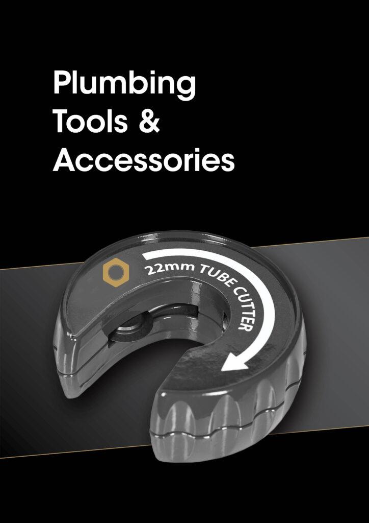 Sanbra Plumbing tools & accessories brochure cover