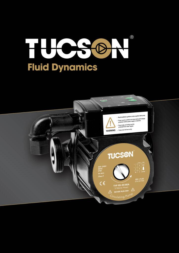 Tucson Pumps brochure cover