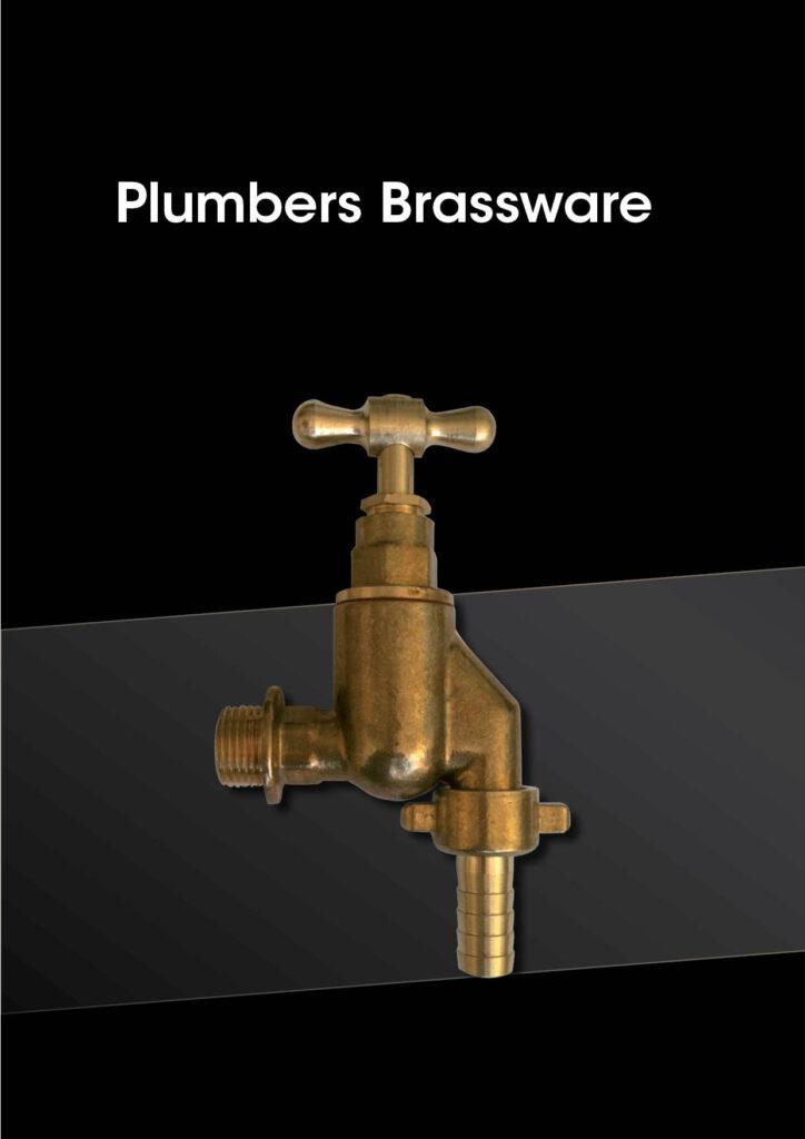 Sanbra Plumbers Brassware brochure